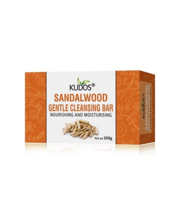 Kudos Sandal Wood Soap