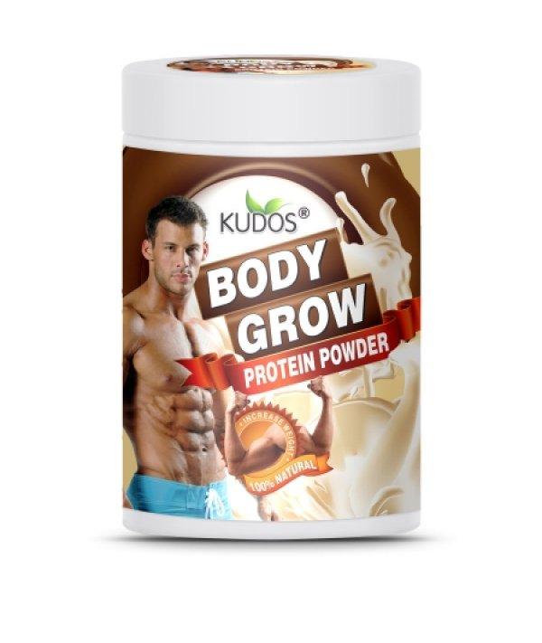 Kudos Body Grow Protein Powder