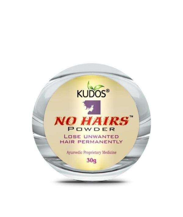 Kudos No Hairs Powder