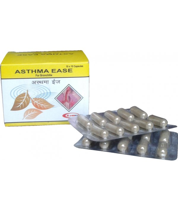 Asthma Ease Capsules