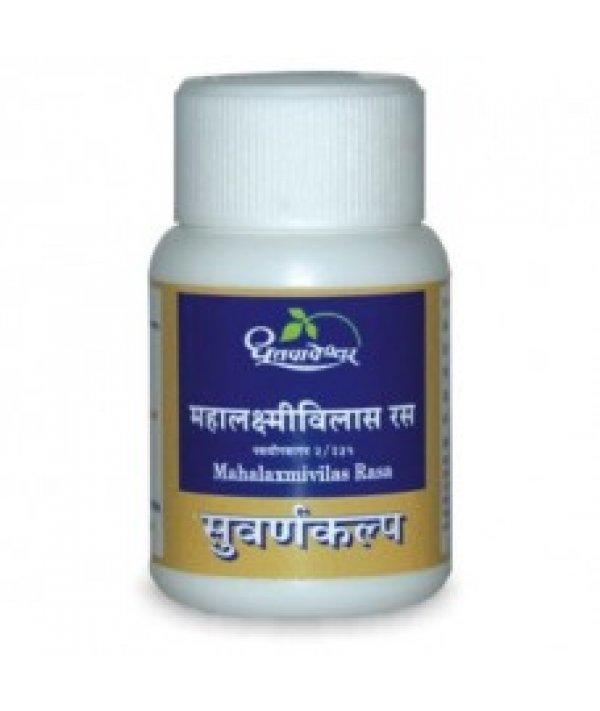 Dhootapapeshwar Mahalaxmi Vilas Rasa Premium Quality Gold