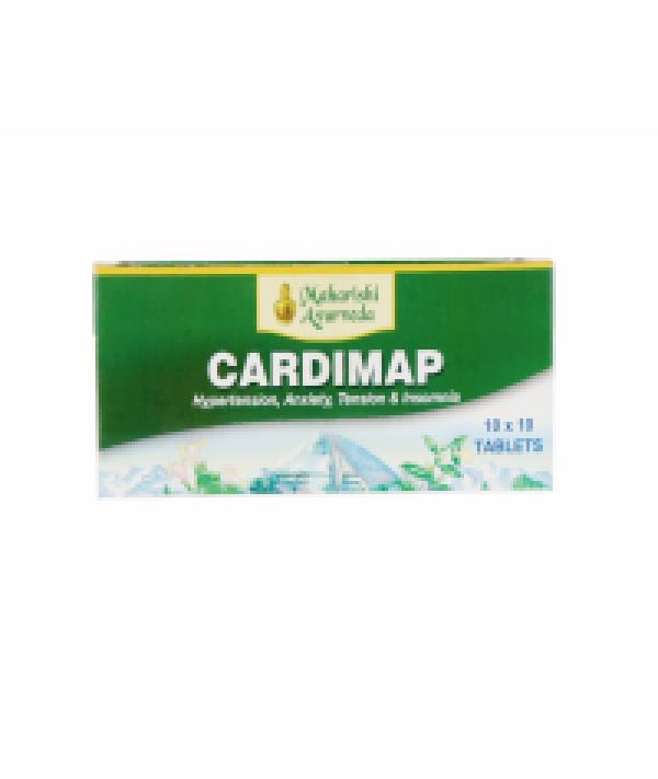 Maharishi Cardimap Tablet