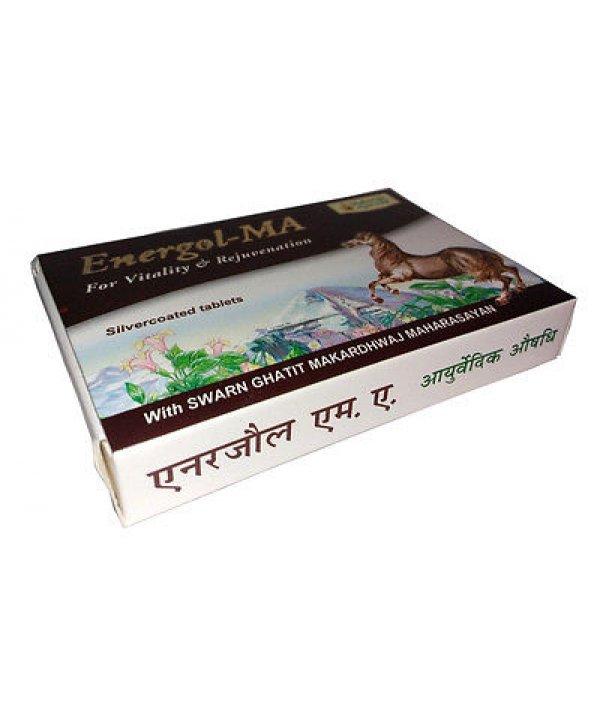 Maharishi Energol MA Tablet