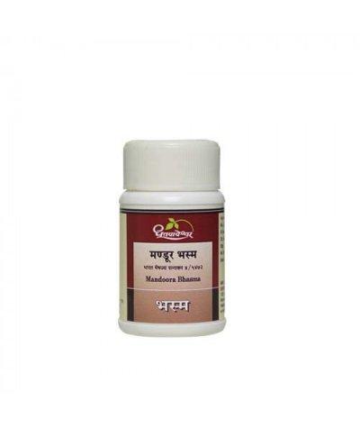 Dhootapapeshwar Mandoora Bhasma