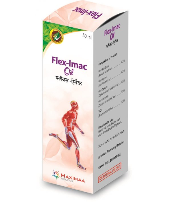 Maximaa Proyurveda Flex-Imac Oil