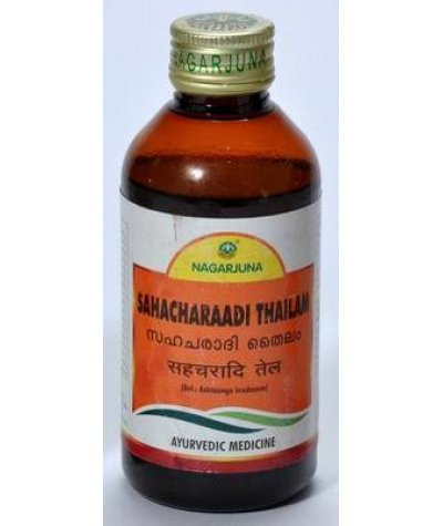 Nagarjuna (Kerela) Sahacharaadi Thailam