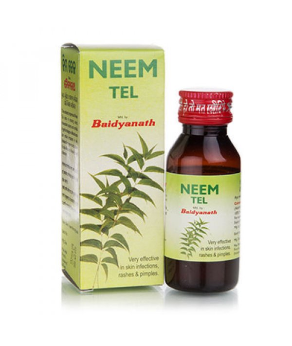 Baidyanath Neem Tel