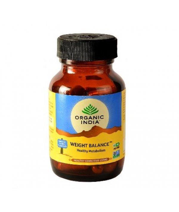 Organic India Wt-Balance Capsule