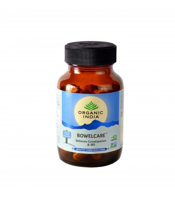 Organic India Bowelcare Capsule