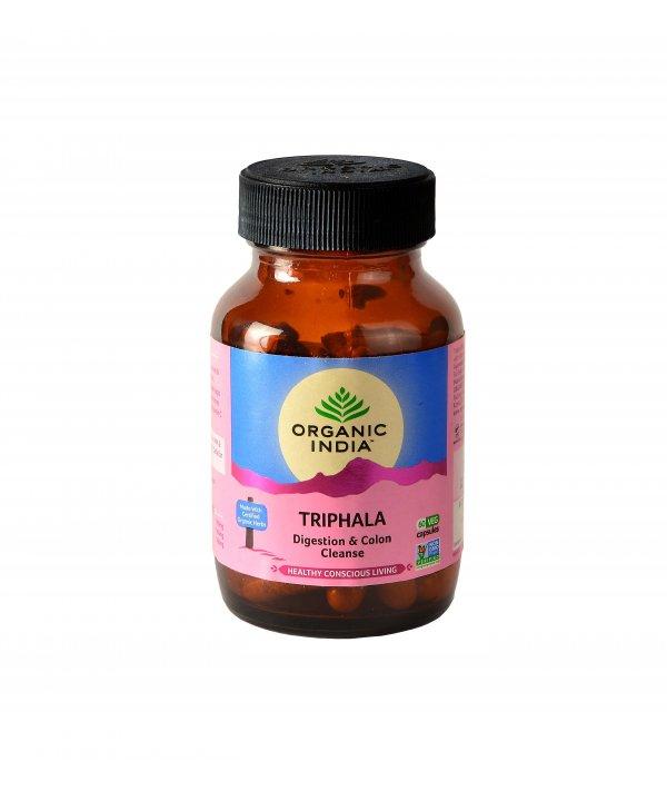 Organic India Triphala Capsule