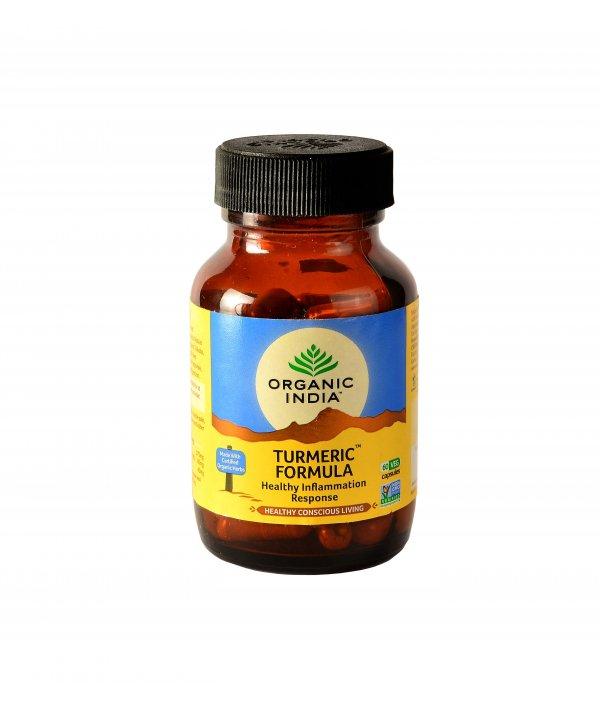 Organic India Turmeric Capsule