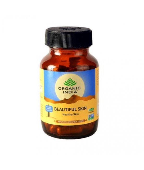 Organic India Beautiful Skin Capsule