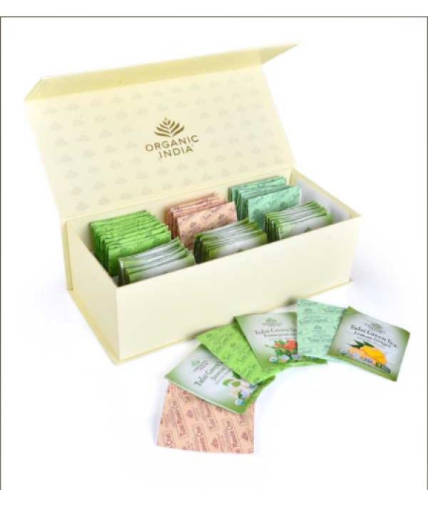Organic India Cuppa Gift Box