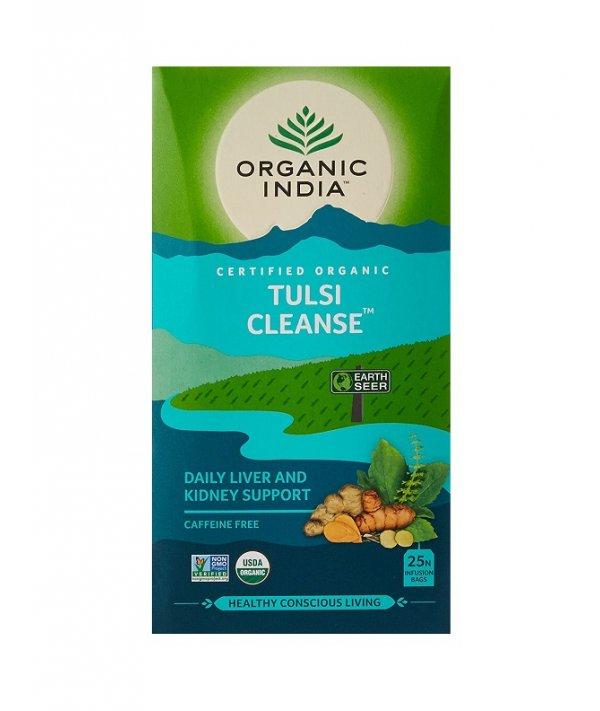 Organic India Tulsi Cleanse Tea