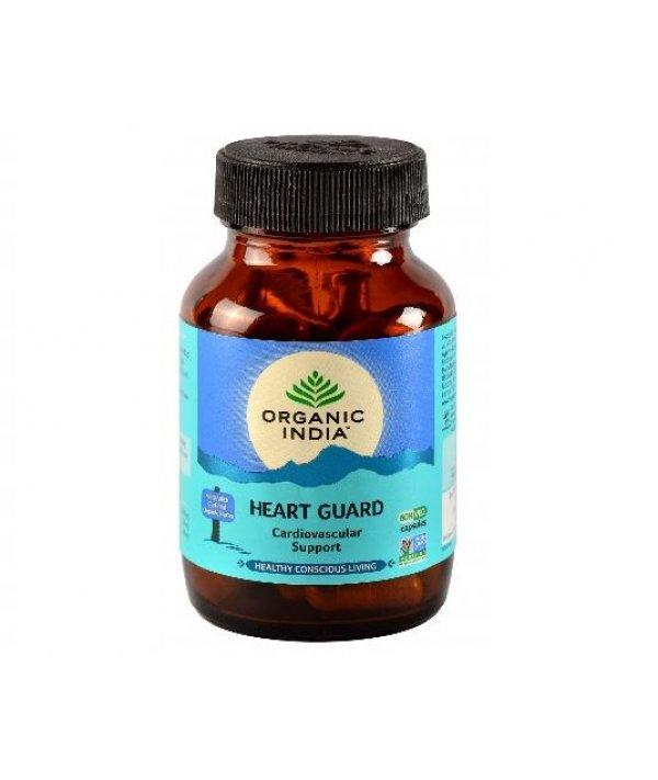 Organic India Heart Care Capsule