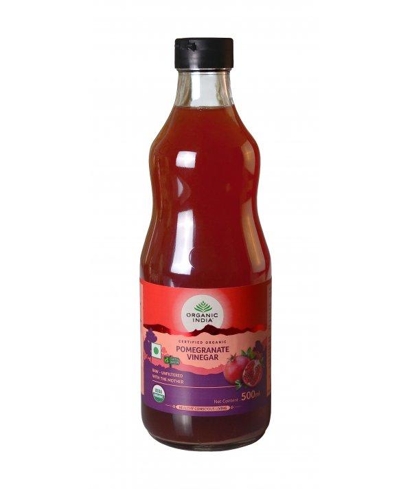 Organic India Pomegranate Cider Vinegar