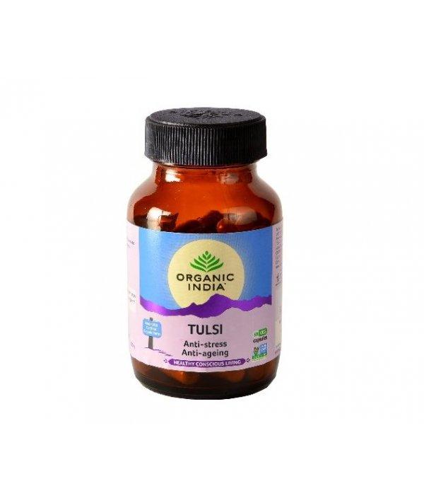 Organic India Tulsi Capsule