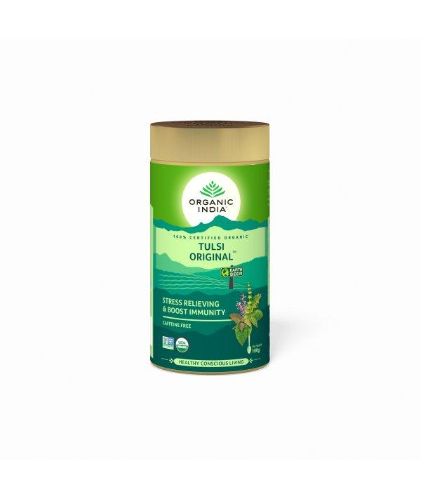 Organic India Tulsi Original Tin