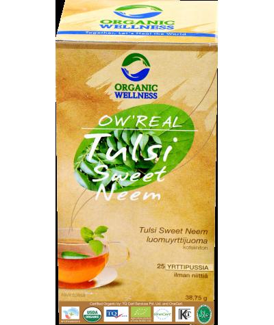 Organic Wellness Real Sweet Neem Tea