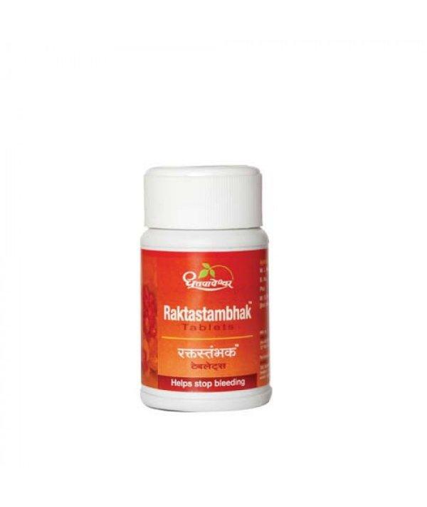 Dhootapapeshwar Raktastambhak Tablet