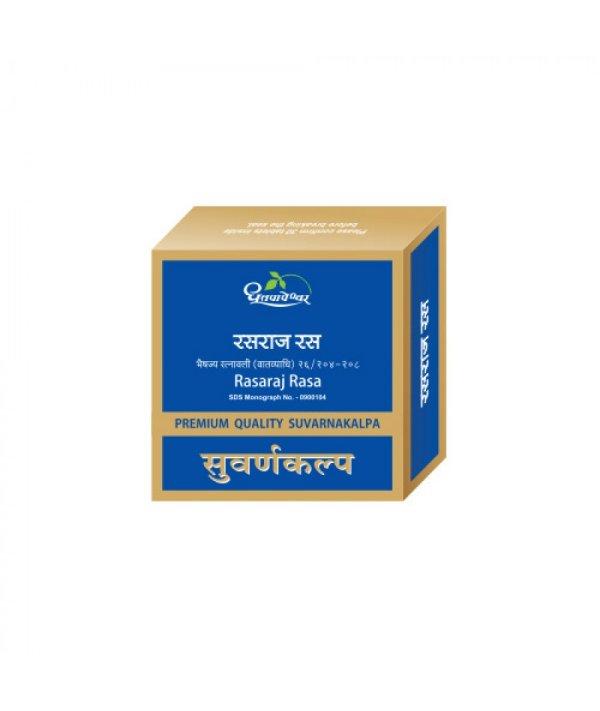 Dhootapapeshwar Rasaraj Rasa Premium Quality Gold