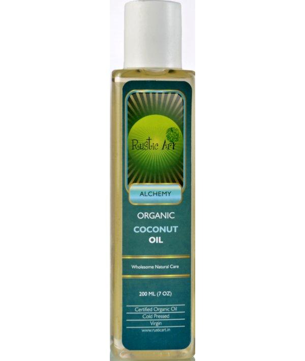 Rustic Art Organic Coconut Oil