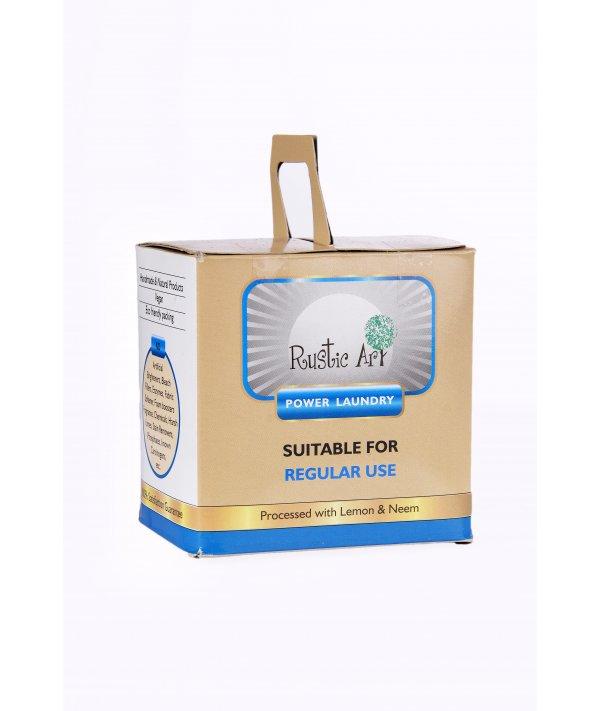 Rustic Art Natural Power Laundry Powder