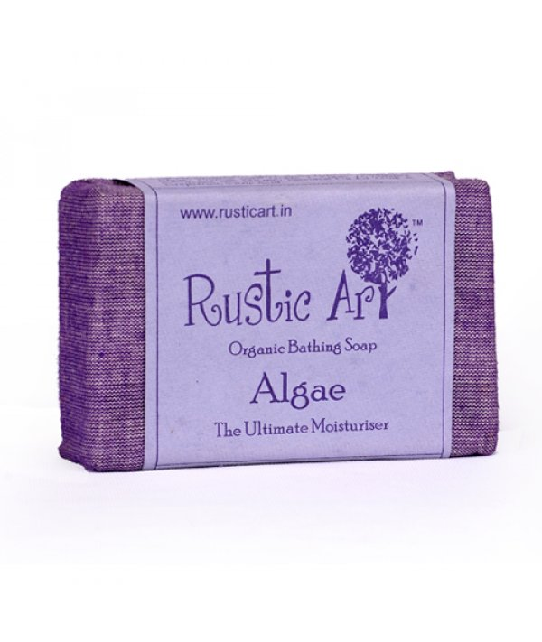 Rustic Art Organic Algae Soap