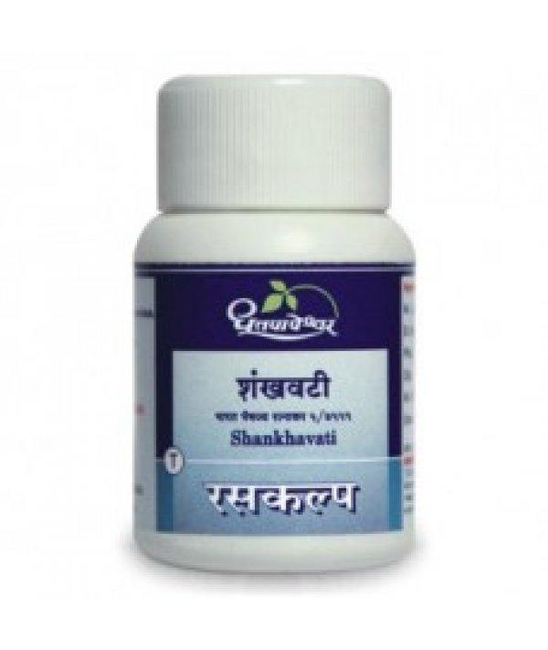 Dhootapapeshwar Shankha Vati