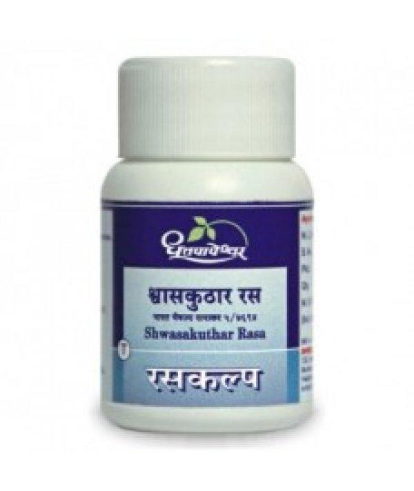 Dhootapapeshwar Shwasakuthar Rasa