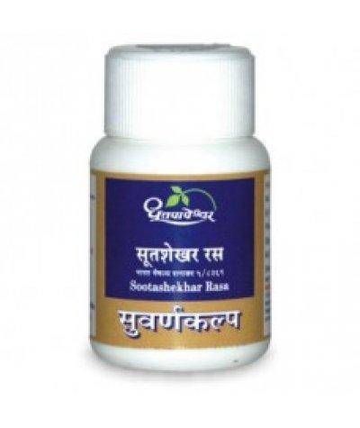Dhootapapeshwar Soota Shekhar Rasa Premium Quality Gold