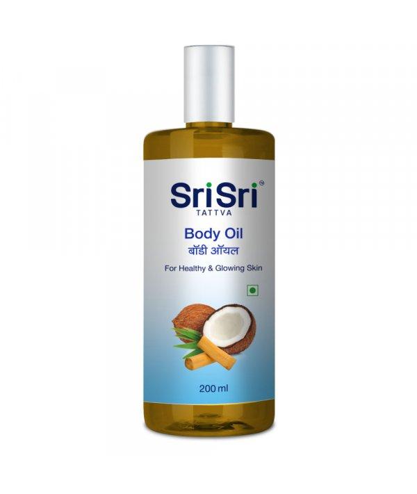 Sri Sri Tattva Body Oil Taila