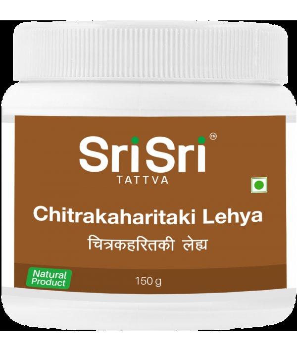 Sri Sri Tattva Chitrakaharitaki Lehya