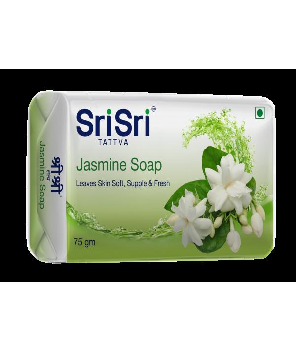 Sri Sri Tattva Jasmine Soap
