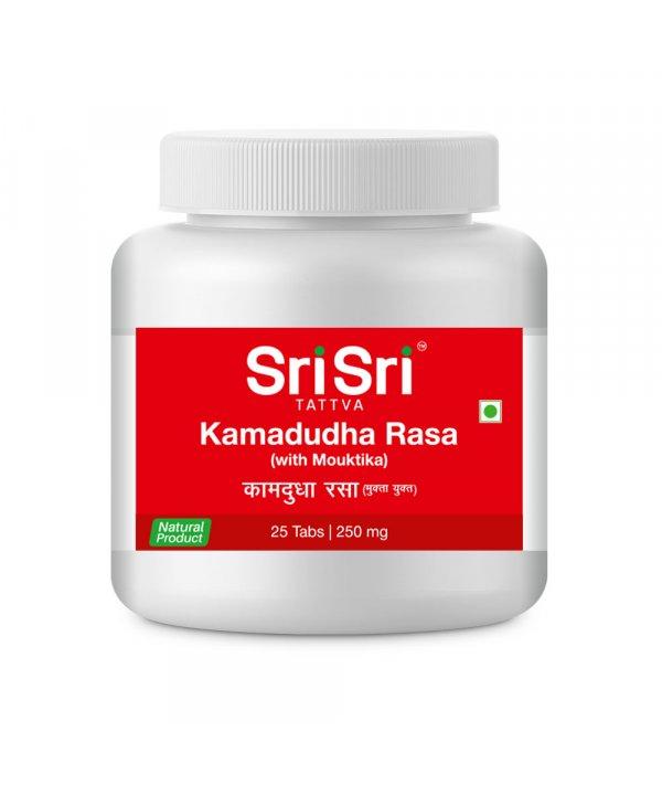 Sri Sri Tattva Kamadudha Rasa Tablet