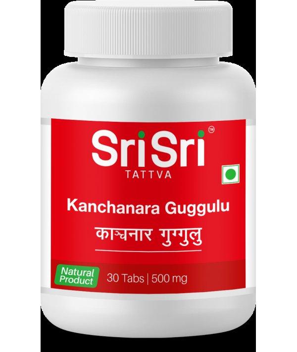Sri Sri Tattva Kanchanara Guggulu