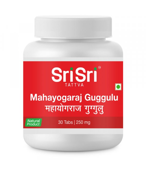 Sri Sri Tattva Mahayogaraj Guggulu