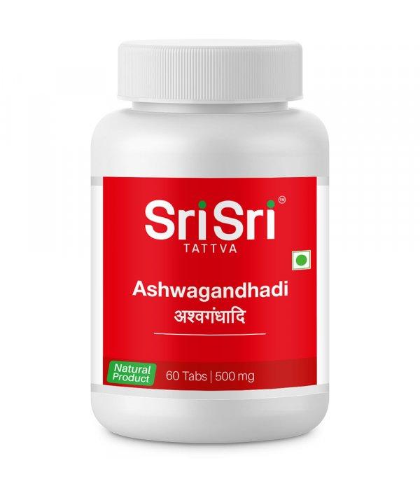 Sri Sri Tattva Ashwagandhadi Tablet