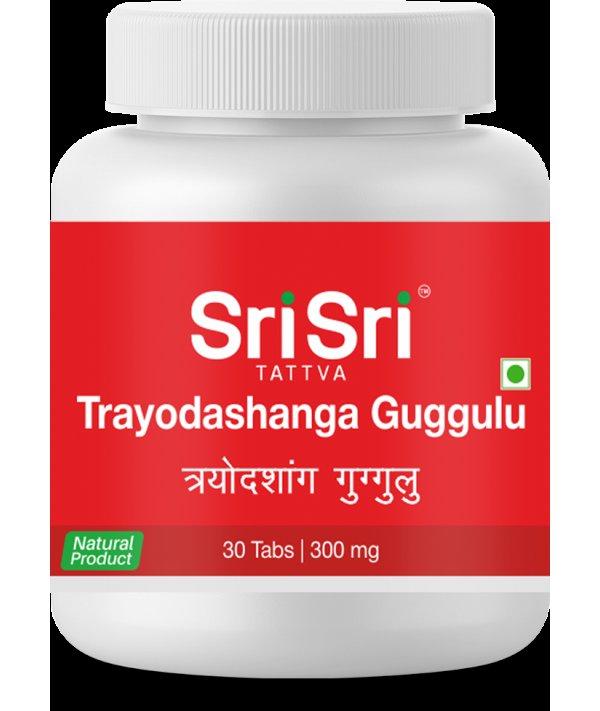 Sri Sri Tattva Trayodashanga Guggulu