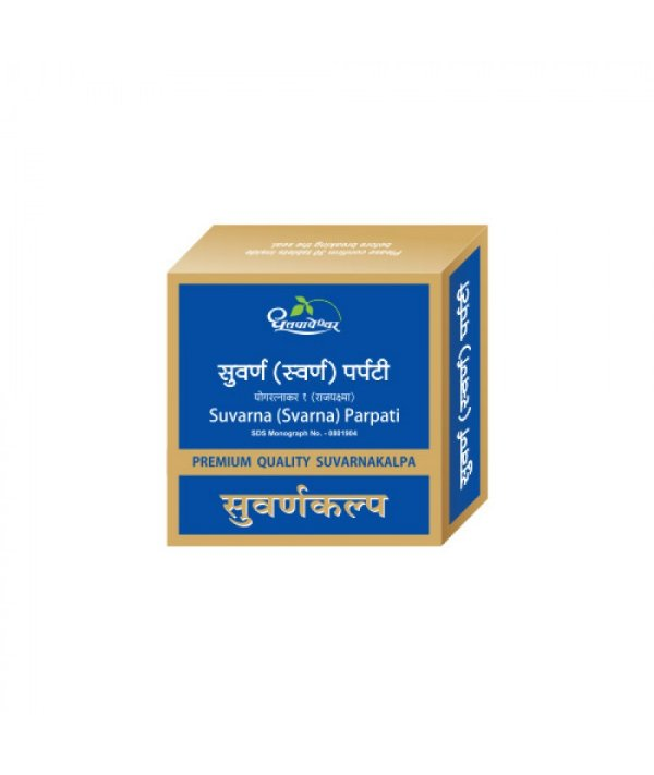 Dhootapapeshwar Suvarna Parpati Premium Quality Gold
