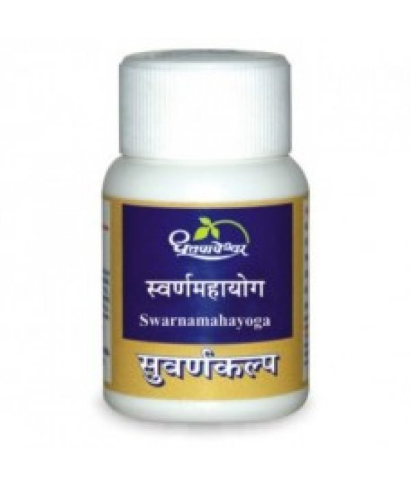 Dhootapapeshwar Swarna Mahayoga Premium Quality Gold