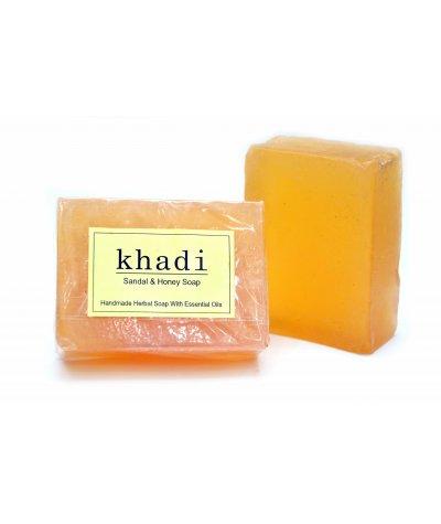 Vagad's Khadi Sandal And Honey Soap