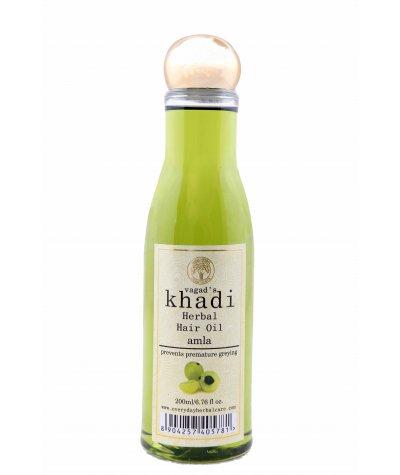 Vagad's Khadi Amla Hair Oil