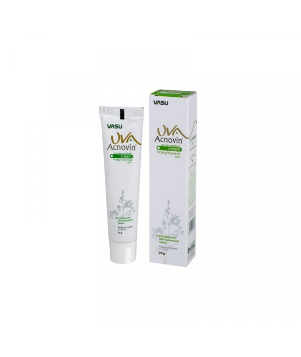 Vasu Uva Acnovin Cream
