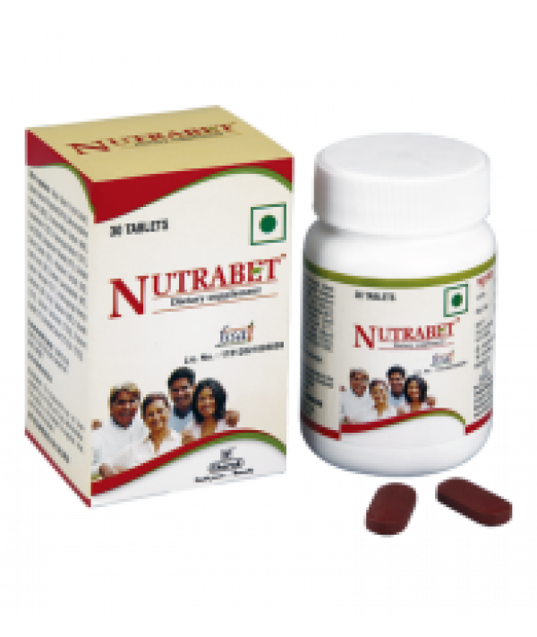 Charak Nutrabet Tablet