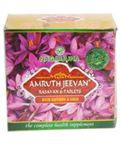 Nagarjuna (Kerala) Amruth Jeevan Rasayan & Tablets
