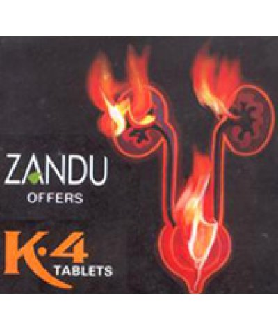 Zandu K4 Tablets