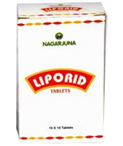 Nagarjuna (Kerela) Liporid Tablets