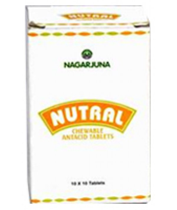 Nagarjuna (Kerela) Nutral Tablets