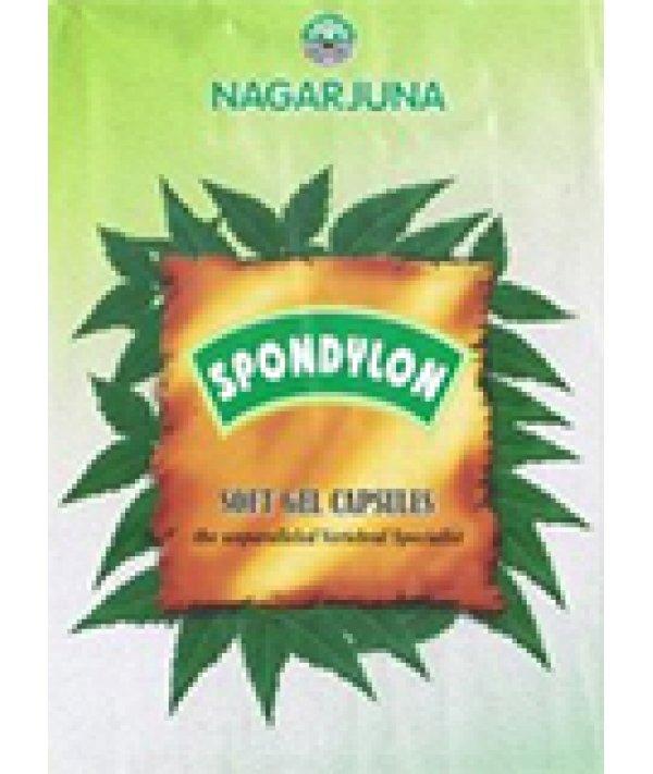 Nagarjuna (Kerela) Spondylon Soft Gel Capsules